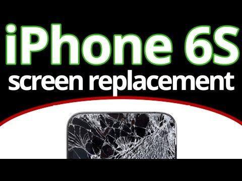 iPhone 6S Broken Screen Replacement