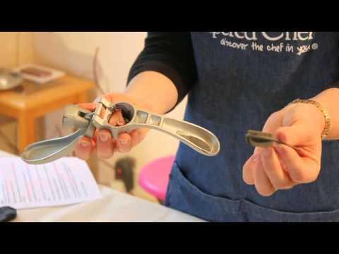 Pampered Chef Garlic Press HDV