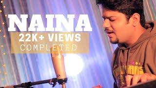 Naina Unplugged - Dangal | Arijit Singh, Neha Kakkar | Tushar Azad (Cover)