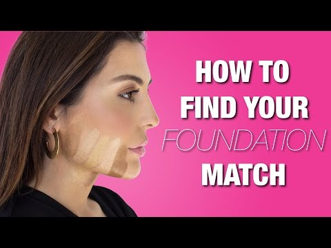 How To Find the Perfect Foundation Match | Sona Gasparian