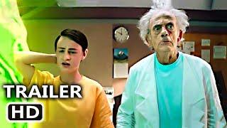 RICK AND MORTY Trailer Teaser (2022) Live Action, Christopher Lloyd, Jaeden Martel Movie 4k