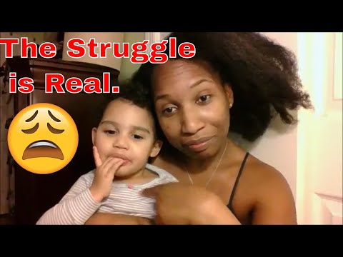 Mommy & Me Parent/ Toddler Struggles| Breaking the Habit of Thumb Sucking