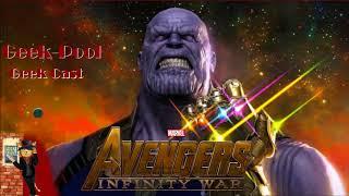 """Avengers: Infinity War"" Geek Cast (Spoilercast)"