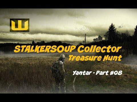 STALKERSOUP Collector - Treasure Hunt - Yantar (109984)
