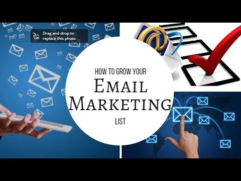 How to Grow Your Email Marketing List Fast