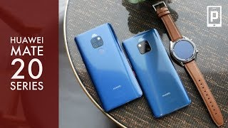 Huawei Mate 20 Pro hands-on: It