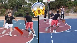 ANKLES WERE TAKEN! MOST EPIC GAME OF 21 BASKETBALL FT. 2HYPE