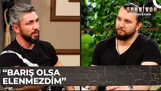 Parviz Abdullayev'den Barış Açıklaması | Survivor Panorama 122.Bölüm
