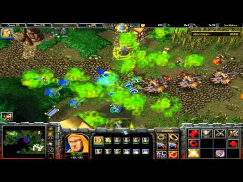 Warcraft 3: Reign of Chaos - Human 05 - March of the Scourge