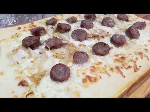 Beer Brat Pizza Recipe | Episode 571