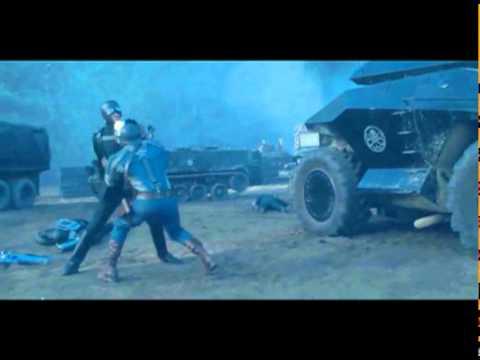 Captain America's new sidekick