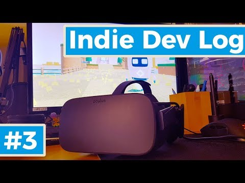 Indie Game Devlog #3 - Small Office Setup & Future Plans [Indie Game Development Behind The Scenes]