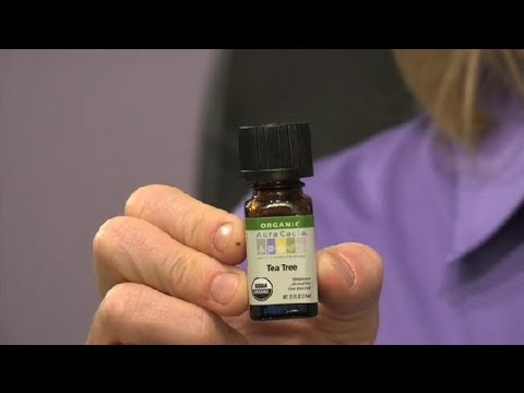 How to Remove Warts With Tea Tree Oil : Naturopathic Medicine