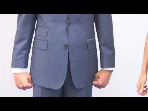 Menswear: Do you know the correct length of a suit?