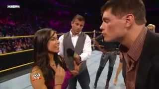 Wwe  Nxt •11•02•2010 Kissing contest.mp4