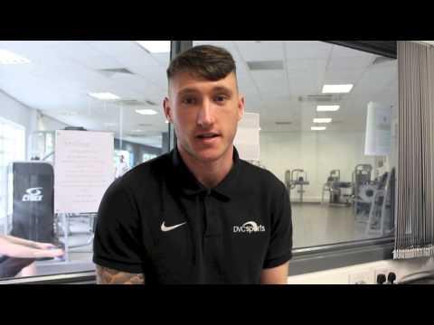 Apprenticeship Case Study - Ryan (Health & Fitness Apprentice at DVC Sports)