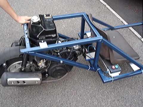DIY Go-Kart Reverse Trike - playithub com