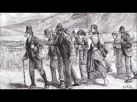 'Wandering Laborer' Irish folk song, in English, from Spailpin Fanagh, lyrics, sean nós
