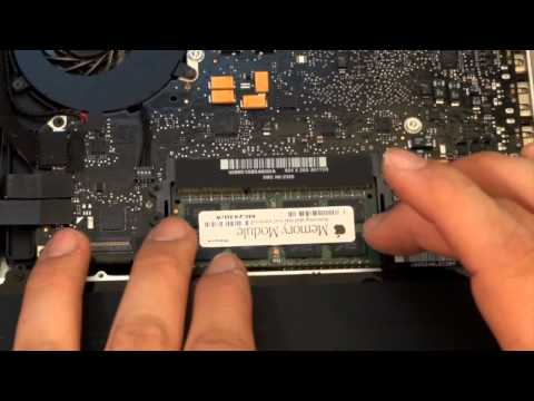 How to Upgrade RAM in a 2009 / 2010 MacBook Pro - Memory Replacement - MacBook Tutorial