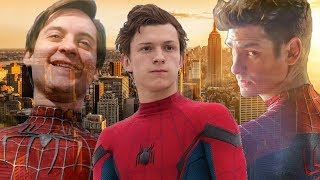 """Spider-Man: Homecoming """"Coming Home"""" Tribute"""