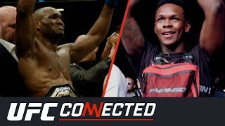 UFC Connected: Israel Adesanya, Kamaru Usman, Nick Peet, John Wood