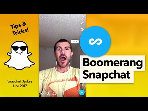 How to Send a Boomerang Like Snapchat