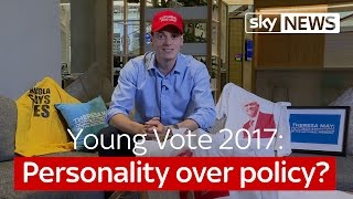 Young Vote 2017: Personality over policy?