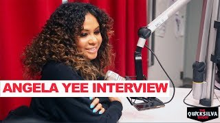 Angela Yee Interview on Lip Service, Gucci Mane and Her Beef with Charlamagne