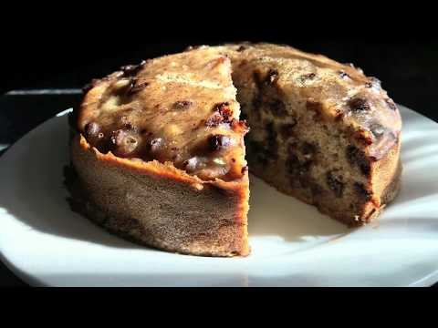 Instant Pot Chocolate Chip Banana Bread