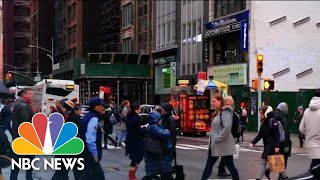 New York City Officials Prepare For The Coronavirus | NBC News NOW