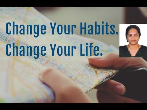 Tamil - Happy Families - Episode 5 - Change Your Habits , Change Your Life