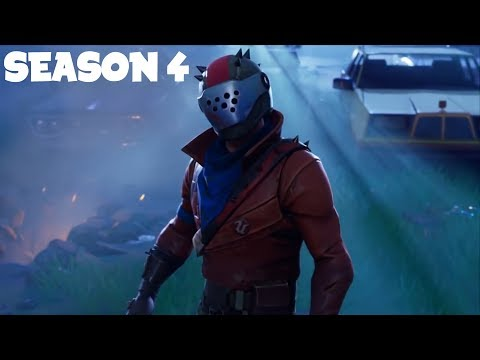 Fortnite Season 4 Official Cinematic Trailer!