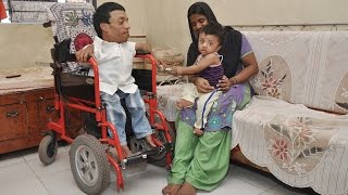 Indian Dwarf Overcomes Adversity To Find Love