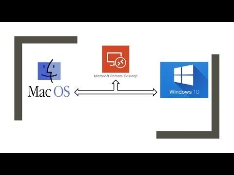 Remote desktop on Mac - How to remote desktop from Mac to Window by using Microsoft Remote Desktop