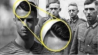 هل تعلم ماهو المعنى المخيف لتسريحة شعر كريستيانو رونالدو والكثير من اللاعبين !!