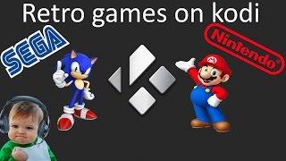 Easy way to get Genesis SNES ROMs/Games on Kodi - Himedia Q5
