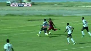 Goli la OKWI _ KMC vs SIMBA 0-1. (25/4/2019)