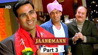 Jaan-E-Mann - Superhit Bollywood Comedy Movie - Part 3 - Akshay Kumar - Salman Khan - Preity Zinta