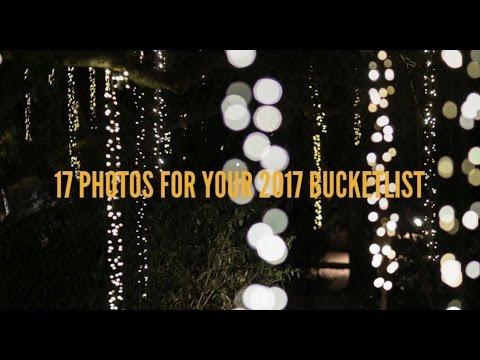 17 Photos For Your 2017 Bucketlist