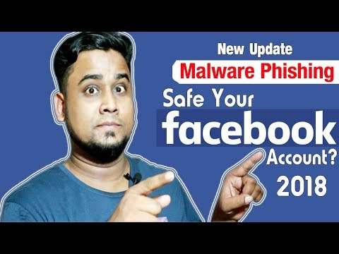 How To Safe Your Facebook Account Malware Phishing Attack & Others Way I'm Explained (Update Launch)