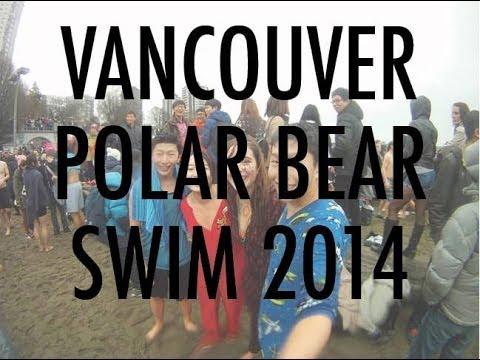 Vancouver Polar Bear Swim | 2014