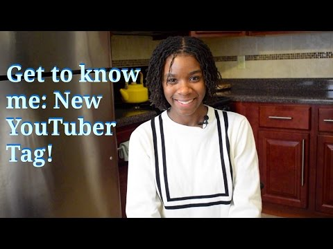 New YouTuber Tag!: Get the 411|Solo Budget-Vegan