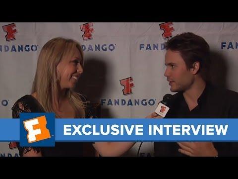 Battleship - Taylor Kitsch exclusive interview | CinemaCon | FandangoMovies
