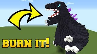 IS THAT MOBZILLA!?! BURN HIM!!!