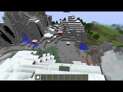 Tynker + Minecraft Make It Rain Mod