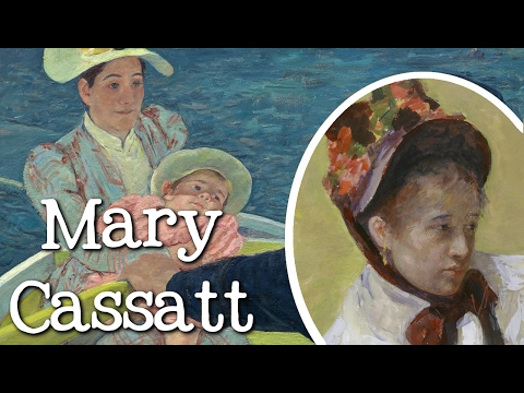 Biography of Mary Cassatt for Kids: Famous Artists for Children - FreeSchool