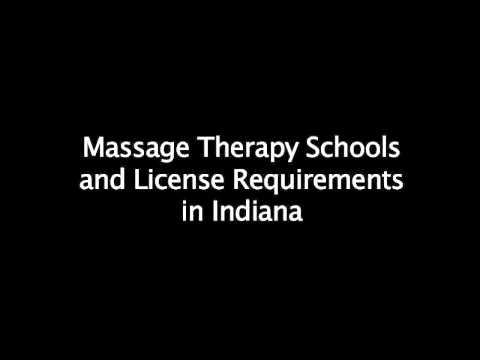 Massage Therapy Schools & License Requirements in Indiana