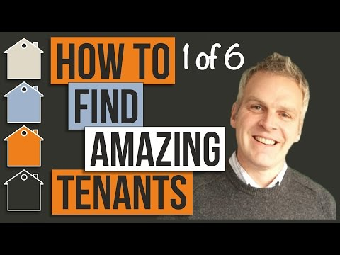 How To Find Tenants - It Starts With Demand | Property Business Basics For Buy To Let UK Landlords