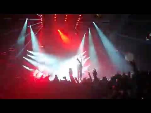 Imagine Dragons - Radioactive live in O2 Arena London - 01 March 2018