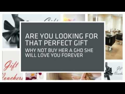 Salon Marketing Videos Gift Vouchers for Christmas.
